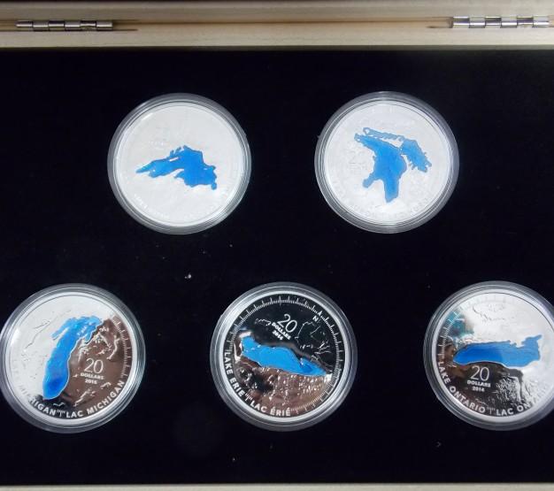 Atelier sur la monnaie royale du Canada - Février 2015